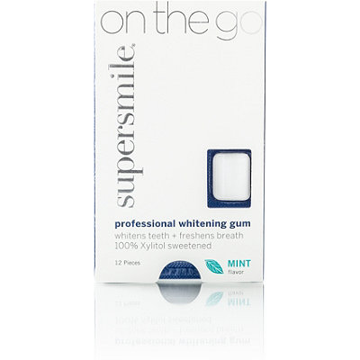 SupersmileProfessional Whitening Gum