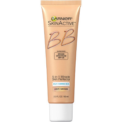 SkinActive Miracle Skin Perfector BB Cream Oily/Combo Skin
