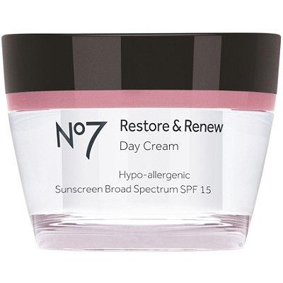 Restore & Renew Day Cream SPF 15