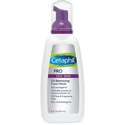 CetaphilDermaControl Oil Control Foam Wash