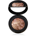 Laura Geller Baked Blush-n-Brighten Sunswept (soft pink, golden peach, and bronzy beige)