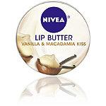 NiveaLip Butter Vanilla & Macadamia Kiss