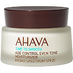 Ahava Time To Smooth Age Control Even Tone Moisturizer
