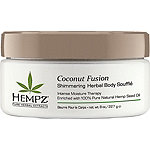 Coconut Fusion Shimmering Herbal Body Souffle