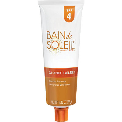 Bain de SoleilOrange Gelee Sunscreen SPF 4