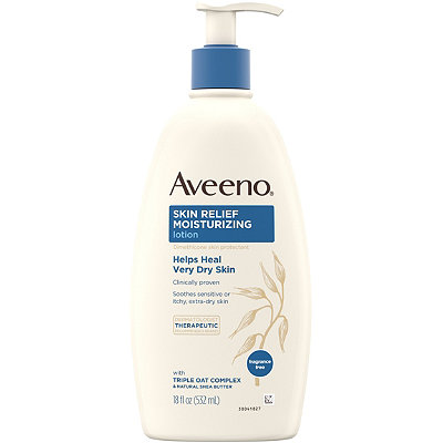 AveenoSkin Relief Fragrance Free Moisturizing Lotion