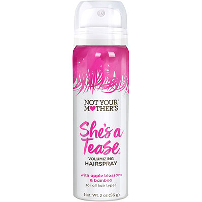 Not Your Mother's Travel Size She's a Tease Volumizing Hairspray