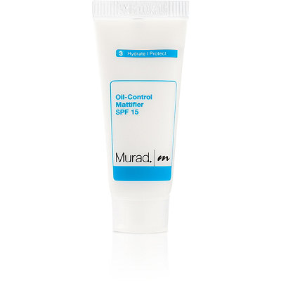 MuradFREE deluxe sample Oil Control Mattifier SPF 15 / PA++ 0.03 oz. w/any Murad purchase