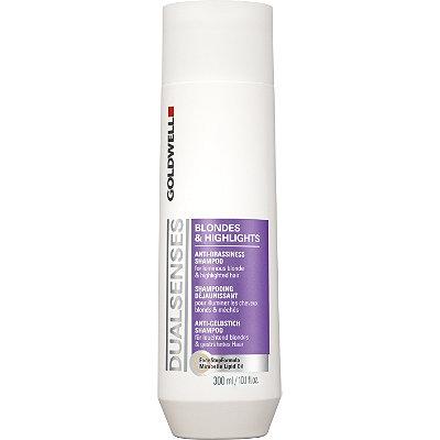 GoldwellDual Senses Blond %26 Highlights Anti-Brassiness Shampoo