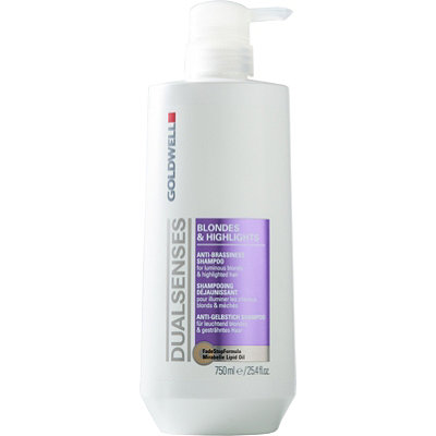 Goldwell Dual Senses Blond & Highlights Anti-Brassiness Shampoo