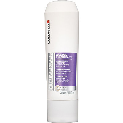 GoldwellDual Senses Blond %26 Highlights Anti-Brassiness Conditioner