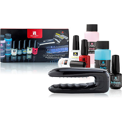 Red Carpet Manicure Gel Polish Portable Starter Kit