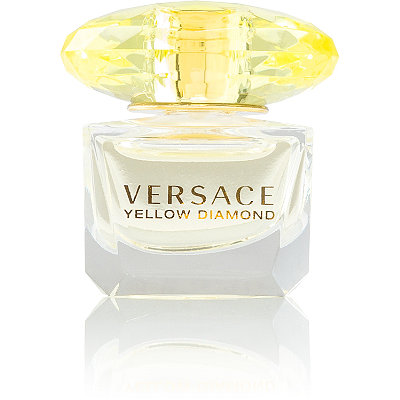 Versace FREE Yellow Diamond or Bright Crystal Deluxe Miniature w%2Fany large spray Versace Women%27s purchase