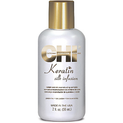 Chi Travel Size Keratin Silk Infusion Keratin and Silk Reconstructing Complex