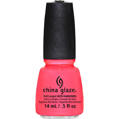 China GlazeSunsational Nail Lacquer With Hardeners Collection