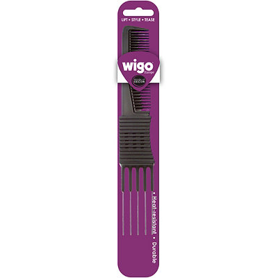 Wigo Stainless Steel Lift Comb