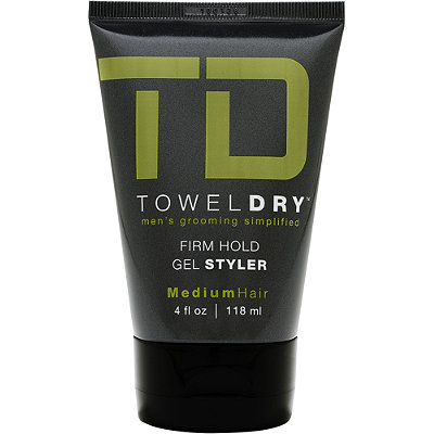 TowelDry TD Firm Hold Gel Styler