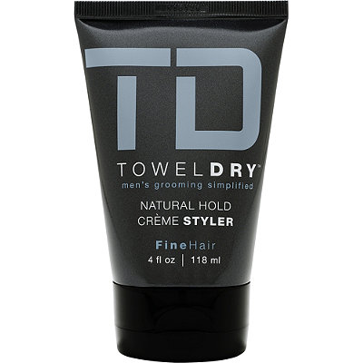 TowelDry TD Natural Hold Cr%C3%A8me Styler