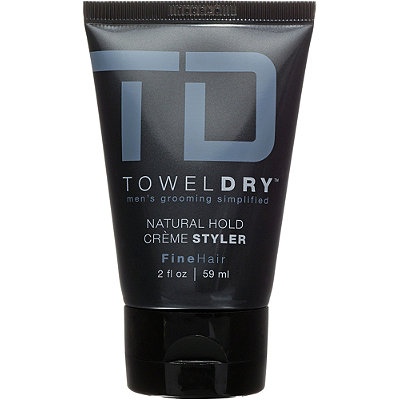 TowelDry Travel Size TD Natural Hold Creme Styler