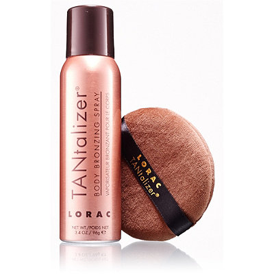 Lorac TANtalizer Body Bronzing Spray w%2F Puff