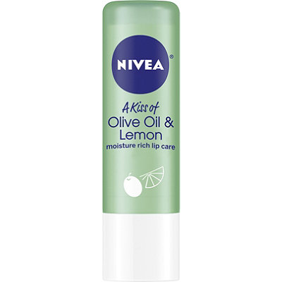 NiveaKiss Of Olive Oil & Lemon Lip Care