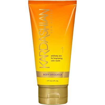 Kardashian Sun Kissed Body Buffer Exfoliator