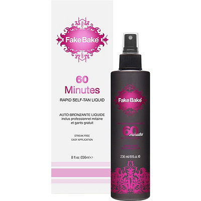 60 Minutes Tan and Express Self Tan Liquid