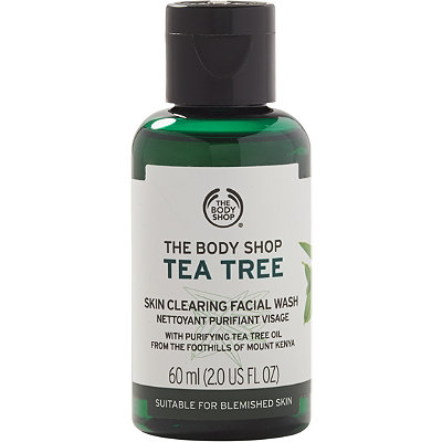 Travel Size Tea Tree Skin Clearing Facial Wash