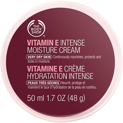 The Body Shop Online Only Vitamin E Intense Moisturizer