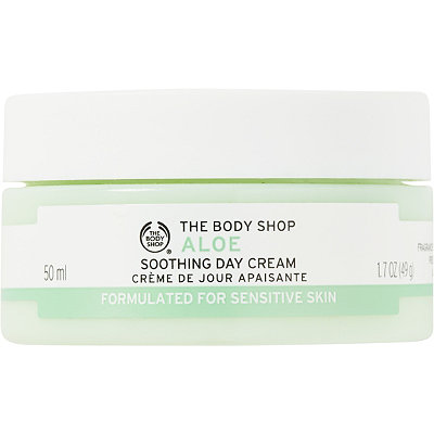 The Body Shop Online Only Aloe Soothing Day Cream