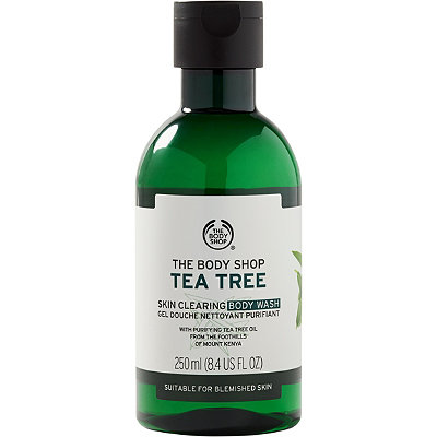 The Body Shop Online Only Tea Tree Body Wash