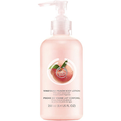 The Body Shop Vineyard Peach Body Lotion