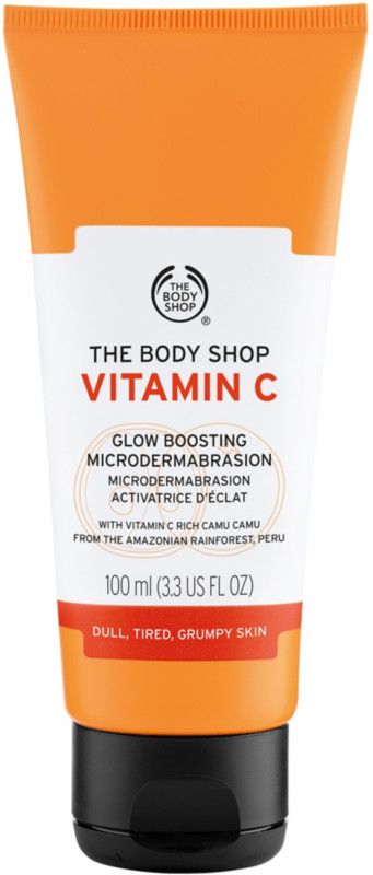 The Body Shop Vitamin C Microdermabrasion Ulta Beauty