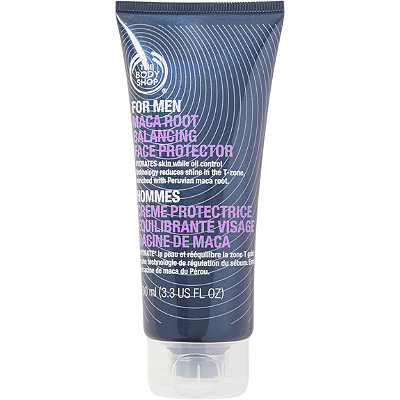 The Body Shop Online Only For Men Maca Root Balancing Face Protector