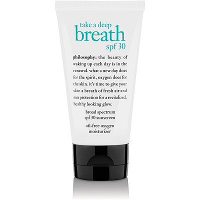 Philosophy Take a Deep Breath SPF 30 Gel Cream