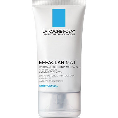 Effaclar Mat Daily Face Moisturizer for Oily Skin