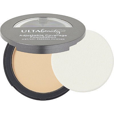 ULTA Double Duty Wet & Dry Pressed Powder Foundation