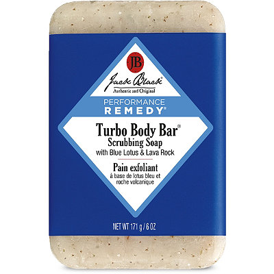 Jack Black Online Only Performance Remedy Turbo Body Bar Scrubbing Soap