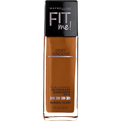 Maybelline Fit Me Dewy %2B Smooth Foundation