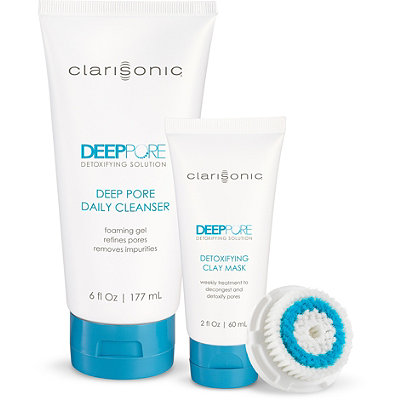 Clarisonic Deep Pore Detoxifying Replenishment Kit