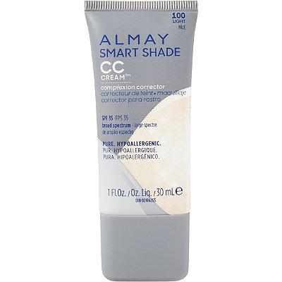AlmaySmart Shade CC Cream Complexion Corrector