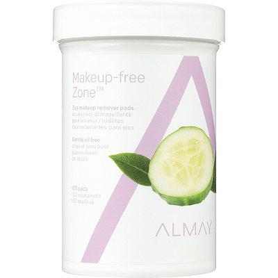 AlmayOil-Free Gentle Eye Makeup Remover Pads