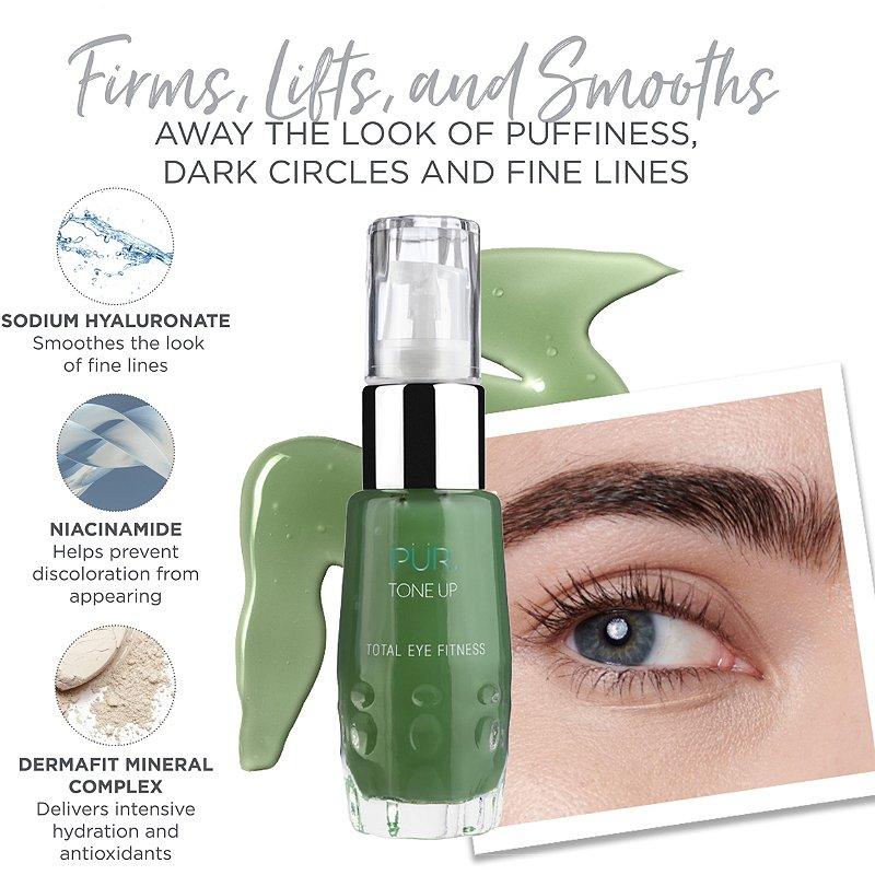 Pur Tone Up Eye Cream Reviews