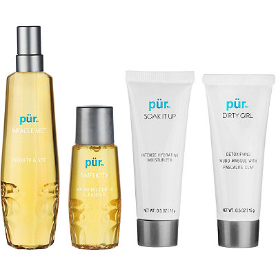 PÜR CosmeticsSkincare Starter Kit