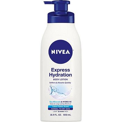 NiveaExpress Hydration Body Lotion