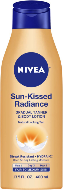 Sun-Kissed Radiance Gradual Tanner & Body Lotion
