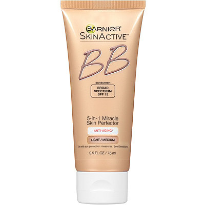 GarnierSkinActive Miracle Skin Perfector BB Cream Anti-Aging