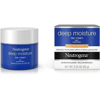 Neutrogena Deep Moisture Day Cream