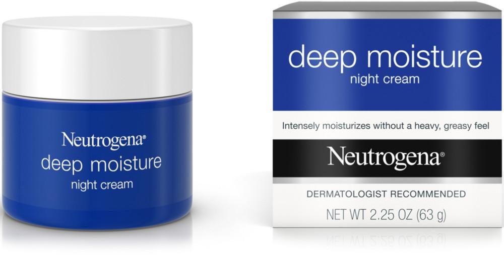 44aec4eddb45 Neutrogena Deep Moisture Night Cream