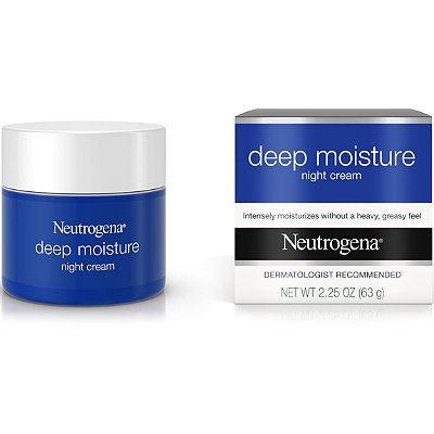 NeutrogenaDeep Moisture Night Cream